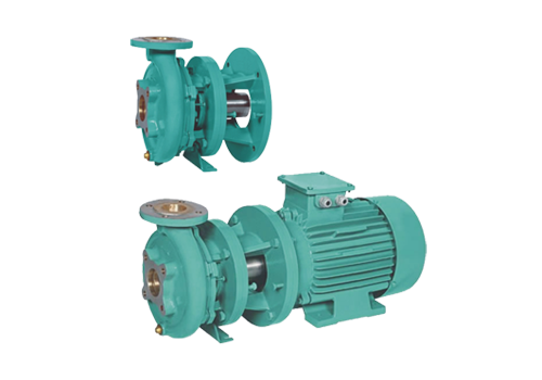 Centrifugal Process Pumps – MECP Series
