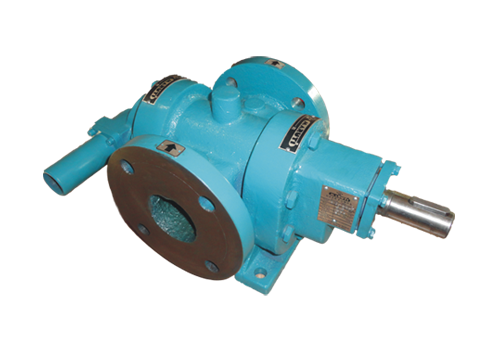Rotary Twin Gear Pump – ME RB/RX Series